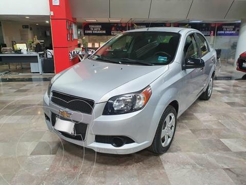 Chevrolet Aveo LT Aut usado (2013) color Plata Dorado precio $115,000