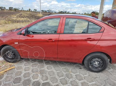 Chevrolet Aveo LS (Nuevo) usado (2018) color Rojo precio $139,000