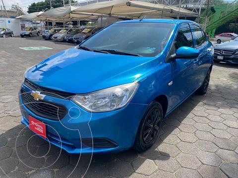 Chevrolet Aveo LS (Nuevo) usado (2018) color Azul precio $165,000
