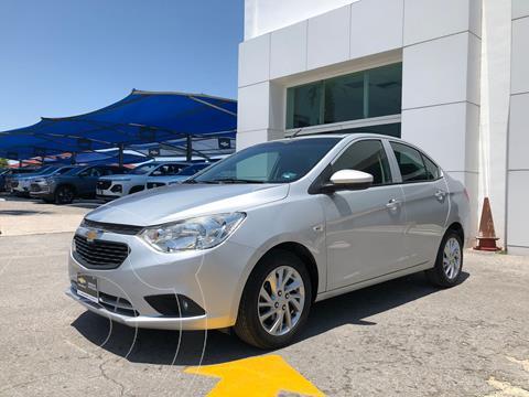 Chevrolet Aveo LT Aut usado (2018) color Plata Dorado precio $196,000