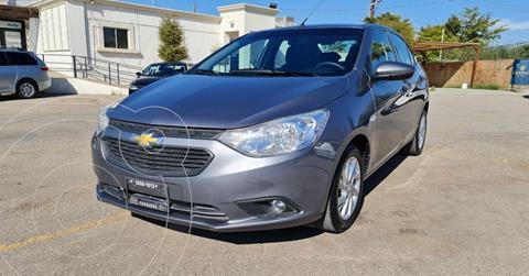 Chevrolet Aveo LT Aut usado (2020) color Gris precio $174,900