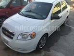 Chevrolet Aveo Paq A usado (2011) color Blanco precio $68,000