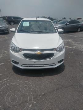 Chevrolet Aveo LT Aut usado (2020) color Blanco financiado en mensualidades(enganche $18,890)
