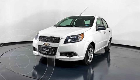 Chevrolet Aveo LS Aa usado (2016) color Blanco precio $124,999