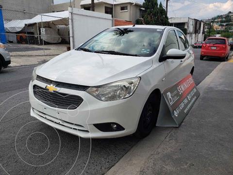 Chevrolet Aveo LT  usado (2019) color Blanco precio $168,000