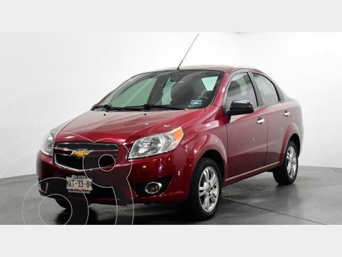 Chevrolet Aveo LTZ Aut usado (2018) color Rojo precio $151,045