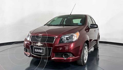 Chevrolet Aveo LT Bolsas de Aire y ABS (Nuevo) usado (2016) color Rojo precio $134,999