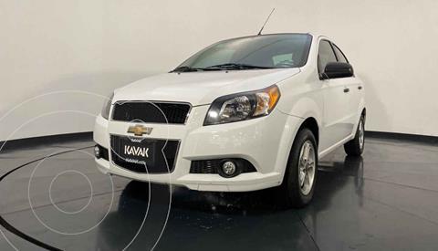 Chevrolet Aveo LS Aa usado (2016) color Blanco precio $117,999