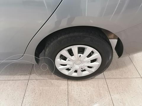 Chevrolet Aveo LT Aut usado (2020) color Gris precio $189,000