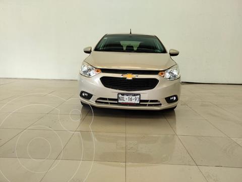 Chevrolet Aveo LT usado (2018) color Beige precio $169,000