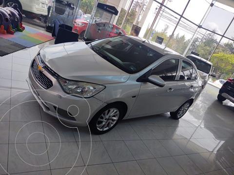 Chevrolet Aveo LT usado (2018) color Plata Dorado precio $165,000