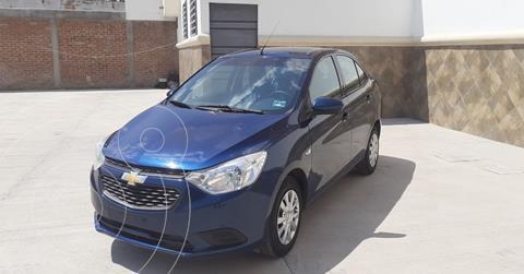 Chevrolet Aveo LS Aa usado (2020) color Azul precio $172,900