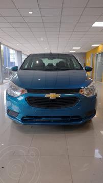 Chevrolet Aveo LS Aa usado (2018) color Azul Acero precio $158,900