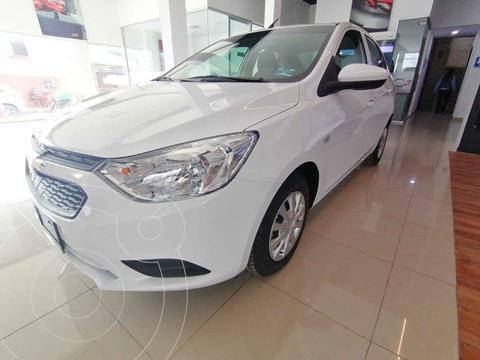 OfertaChevrolet Aveo LS Aut  nuevo color Blanco precio $244,000