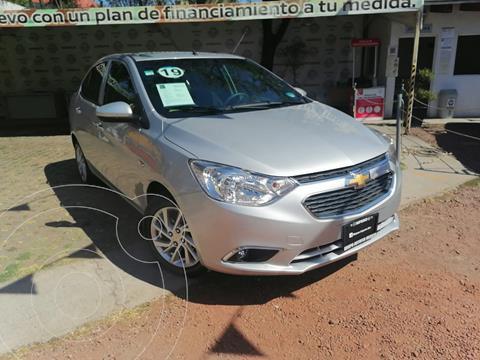 Chevrolet Aveo LTZ (Nuevo) usado (2019) color Plata Brillante precio $209,000