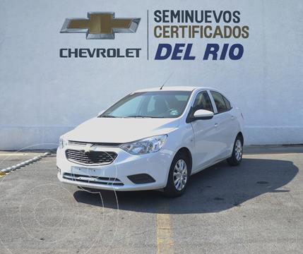 Chevrolet Aveo LS usado (2020) color Blanco precio $205,000