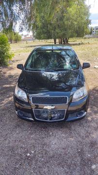 Chevrolet Aveo LS Aa usado (2015) color Negro precio $98,500