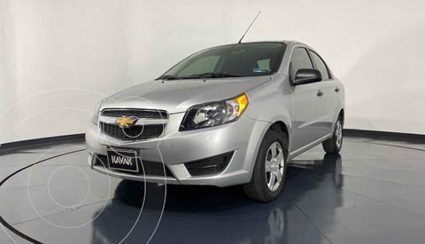Chevrolet Aveo LS Aa usado (2019) color Plata precio $149,999