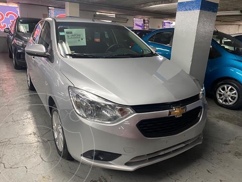 foto Chevrolet Aveo LT usado (2020) color Plata precio $174,900