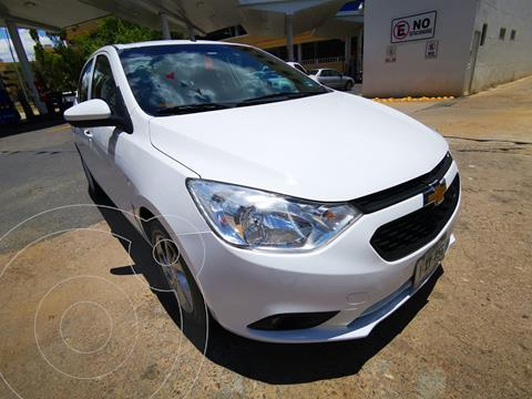 Chevrolet Aveo LT Aut usado (2020) color Blanco precio $224,000