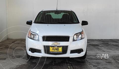 Chevrolet Aveo LT Aut usado (2016) color Blanco precio $140,000