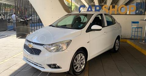 Chevrolet Aveo LTZ Aut usado (2018) color Blanco precio $134,900