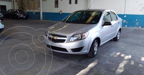 Chevrolet Aveo LS Aa usado (2018) color Plata Dorado precio $149,890