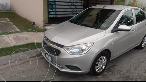 Chevrolet Aveo LS (Nuevo) usado (2018) color Plata precio $142,000
