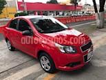 Chevrolet Aveo LS Aa Radio y Bolsas de Aire Aut (Nuevo) usado (2015) color Rojo precio $119,000