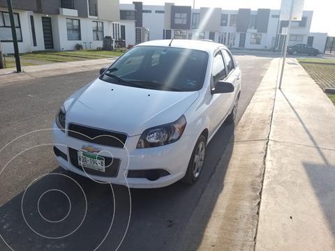 Chevrolet Aveo LT Bolsas de Aire y ABS (Nuevo) usado (2017) color Blanco precio $115,000