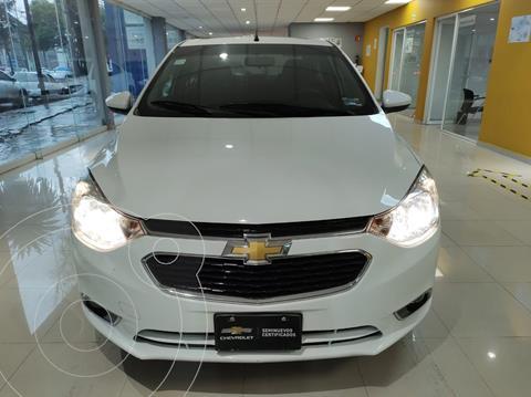 Chevrolet Aveo LTZ usado (2020) color Blanco precio $249,900