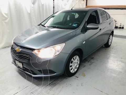 Chevrolet Aveo LS Aa usado (2020) color Gris precio $184,000