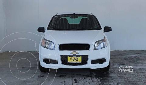 Chevrolet Aveo LS Aa usado (2014) color Blanco precio $75,000