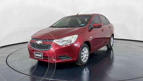 Chevrolet Aveo LS Aa usado (2019) color Rojo precio $164,999