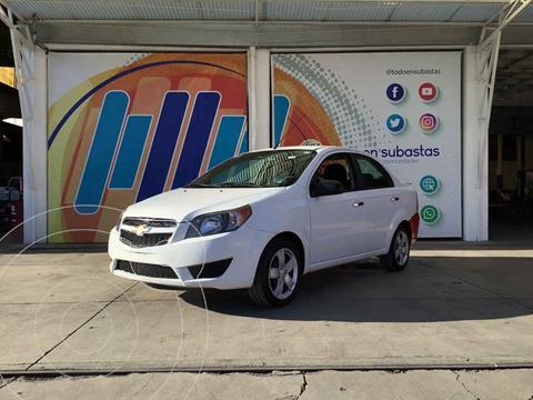Chevrolet Aveo LT (Nuevo) usado (2017) color Blanco precio $84,000