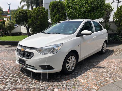 Chevrolet Aveo LS Aa radio (Nuevo) usado (2018) color Blanco precio $169,000