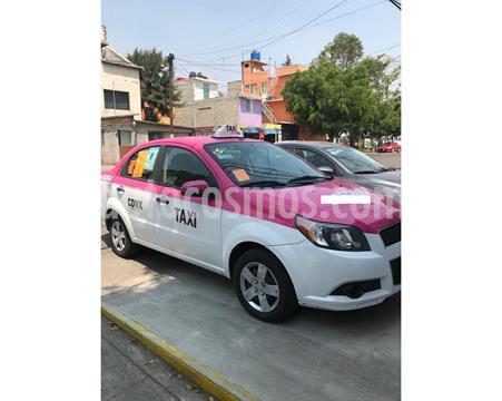 Chevrolet Aveo LT usado (2016) color Blanco precio $155,400