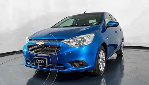 Chevrolet Aveo LS Aa usado (2019) color Azul precio $164,999