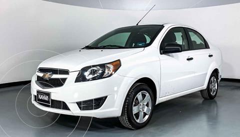 Chevrolet Aveo LS Aa usado (2019) color Blanco precio $154,999
