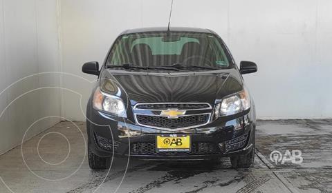 Chevrolet Aveo LS usado (2017) color Negro precio $135,000