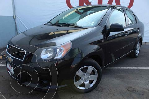 Chevrolet Aveo LS Aut (Nuevo) usado (2016) color Negro precio $123,000