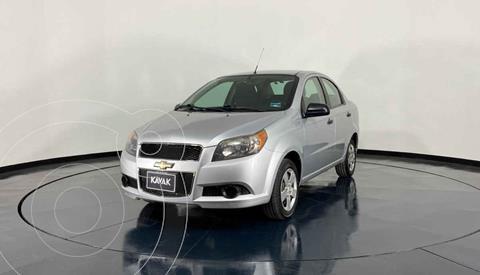 Chevrolet Aveo LS Aa usado (2016) color Plata precio $132,999