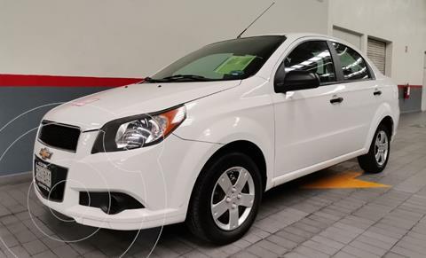 Chevrolet Aveo LS usado (2017) color Blanco precio $123,000