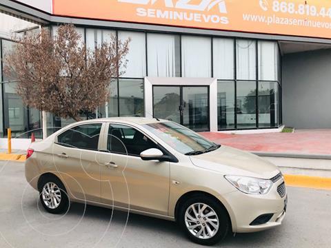Chevrolet Aveo LT Aut usado (2018) color Dorado precio $179,000