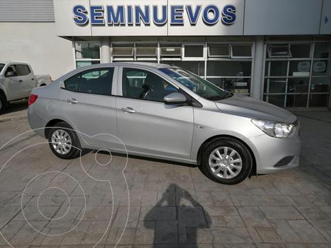 Chevrolet Aveo LS Aut usado (2019) color Plata precio $179,000
