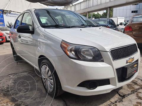 foto Chevrolet Aveo LS Aa usado (2015) color Blanco precio $109,000