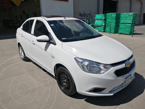 Chevrolet Aveo LTZ usado (2020) color Blanco precio $199,000