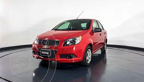 Chevrolet Aveo LS Aut (Nuevo) usado (2016) color Rojo precio $139,999