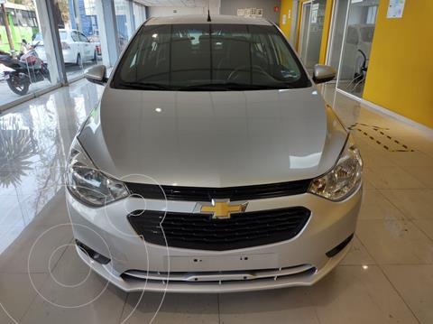 Chevrolet Aveo LT Aut usado (2020) color Plata Dorado precio $215,000