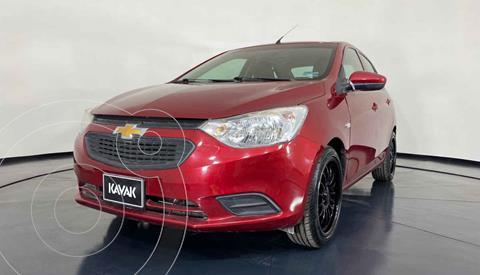 Chevrolet Aveo LS Aa usado (2019) color Rojo precio $162,999